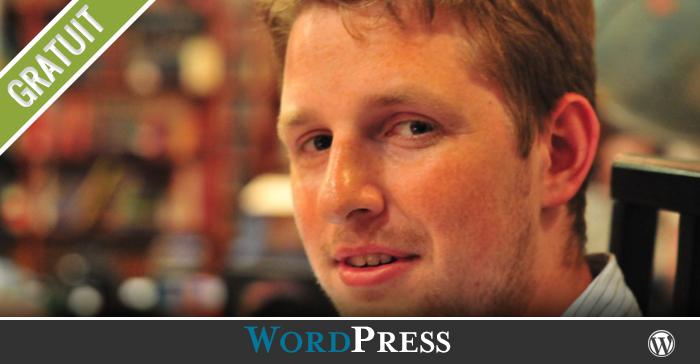Connaissez vous Matt Mullenweg? Le fondateur de WordPress? Toujours transparent et disponible