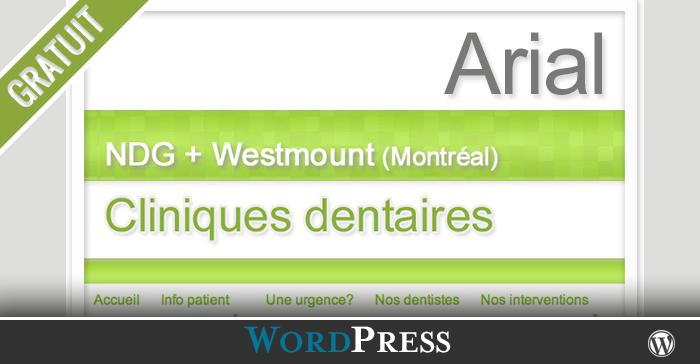 Les polices et la typographie pour les sites WordPress