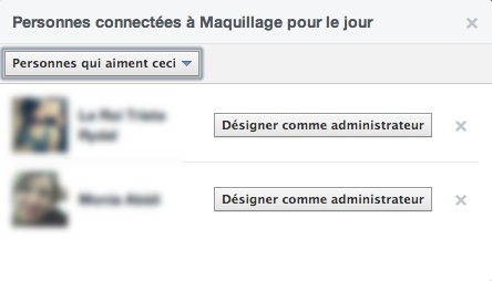 Comment ajouter un administrateur à votre Page Facebook
