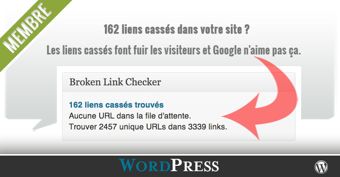 Comment gérer vos liens cassés avec l'extension Broken Link Checker