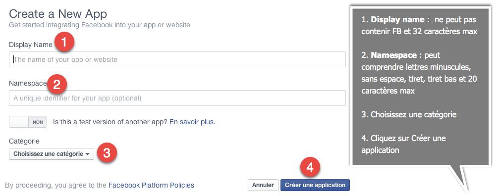 facebook-creation-application