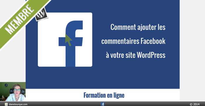 Comment ajouter les commentaires Facebook à votre site WordPress