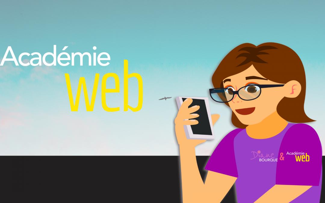 Académie web – Apprendre à faire du marketing web pour une entreprise