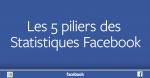 Les 5 piliers des statistiques Facebook
