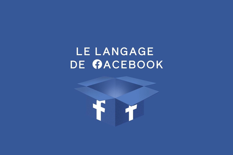 Le langage des Pages Facebook
